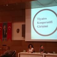 """""""Tiyatro Kooperatifi Girisimi""""nin ilk toplanması gerçeklesti…"""